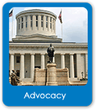 Take Action! Learn about advocacy opportunities.