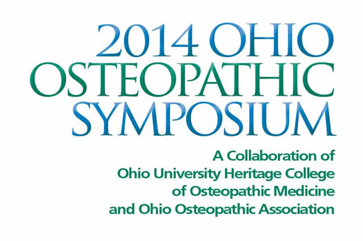 Ohio Osteopathic Symposium logo. Click for home page.