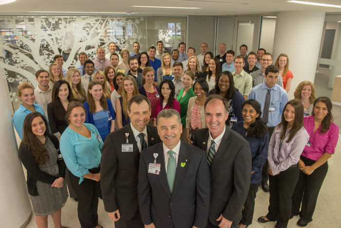 OU-HCOM CLE Class Of 2019 First Day