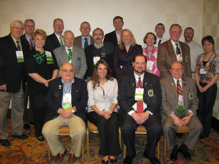Ohio Delegation to the 2011 ACOFP Congress