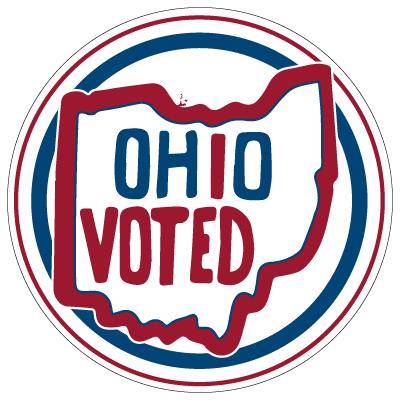New 'I Voted Sticker