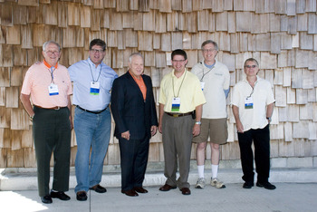 Cincinnati Delegation at OOA House, 2009